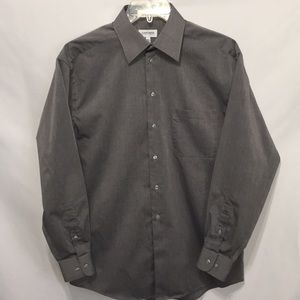 Concepts by Claiborne Oxford Shirt